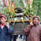 Bupati Arifin Lempar Kepala Kerbau di Dam Bagong