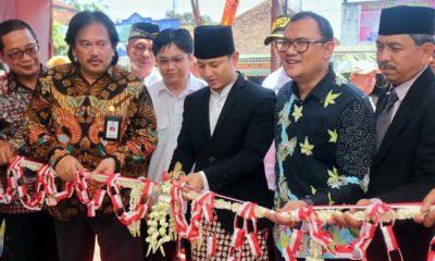 Bupati Trenggalek meresmikan BUMDesMa di Kecamatan Durenan