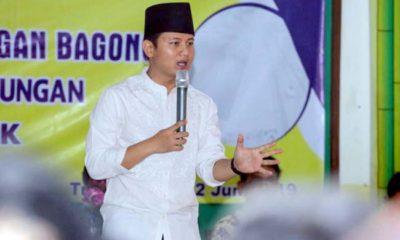 Bupati Trenggalek, Mochammad Nur Arifin