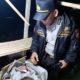 Penemuan bayi di pasar Subuh Kecamatan Gandusari