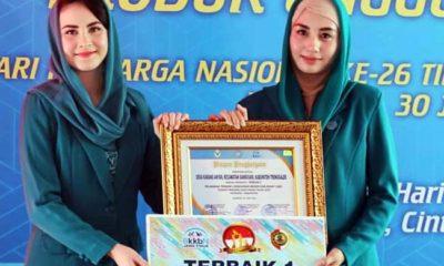 Trenggalek Raih Juara Pertama, Pelaksana LBS Provinsi