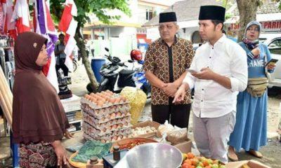 Wakil Gubernur Jatim blusukan ke tempat relokasi pedagang Pasar Pon