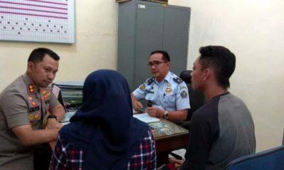 Wanita Asal Nganjuk Selundupkan SS Dalam Kondom ke Lapas Trenggalek
