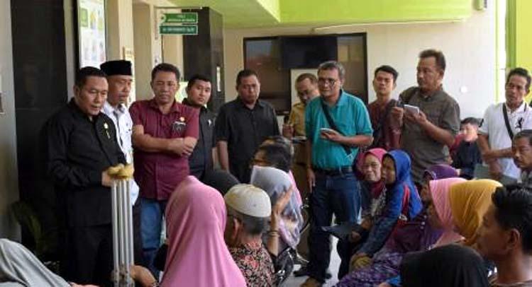 Sidak Komisi IV DPRD Kabupaten Trenggalek di RSUD dr Soedomo. (ist)