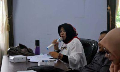 Kunjungan Kerja DPRD Probolinggo di Kantor DPRD Trenggalek. (ist)