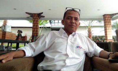 Direktur Eksekutif Akurat Research and Consulting Indonesia, Baihaki. (mil)
