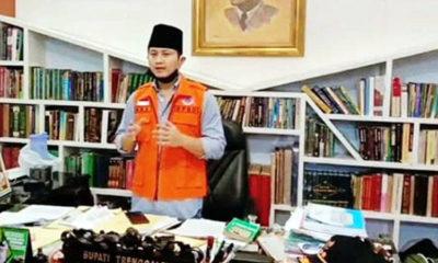 Bupati Trenggalek Mochamad Nur Arifin