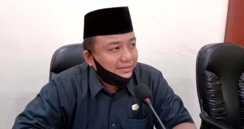 Ketua Badan Pembuat Peraturan Daerah DPRD Trenggalek, Alwi Burhanudin. (ist)