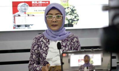 Jubir Gugus Tugas Percepatan Penanganan Covid-19 Kabupaten Trenggalek, dr Murti Rukiyandari. (ist)