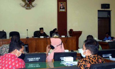 Kunjungi Trenggalek, DPRD Probolinggo Sharing Pengalaman