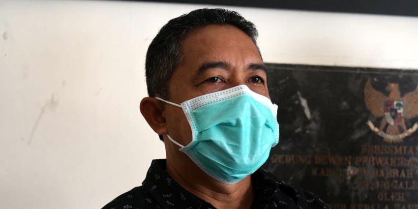 Ketua Pansus 1 DPRD Trenggalek, Sukarodin