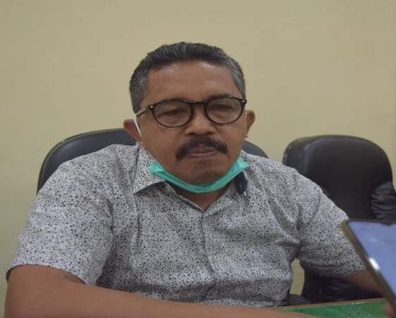 Ketua Komisi 3 DPRD Trenggalek, Sukarudin.