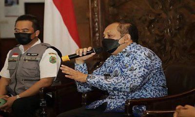 17.000 Dosis Vaksin Covid-19 Akan Diberikan Kepada ASN, TNI Polri
