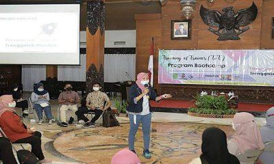 50 Relawan di Trenggalek Dilatih Jadi Pendamping Program 5000 Wirausahawan Baru