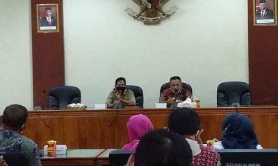 Belajar Normalisasi DAS, Komisi II DPRD Jombang Kunjungi Trenggalek