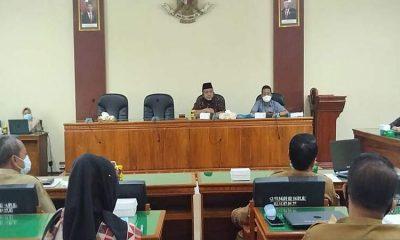 Pansus II DPRD Trenggalek Gelar Rapat Lanjutan, Merger 2 BPR Terganjal Audit Independen