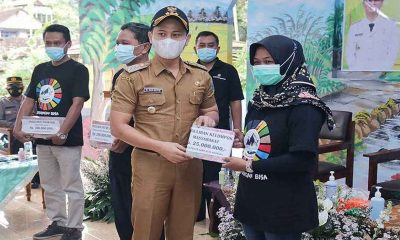 Bupati Trenggalek Resmikan BUMDESMA Wilis di Kecamatan Bendungan