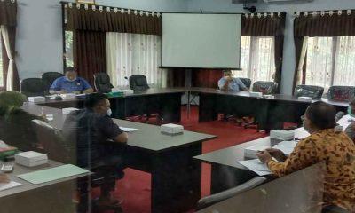 Sampaikan 3 Laporan, DPRD Trenggalek Gelar Rapat Paripurna Internal