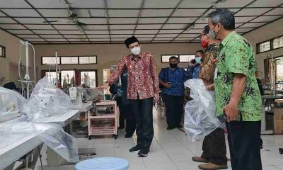 Tingkatkan Kerjasama, Wabup Trenggalek Kunjungi BBRSPDF Surakarta