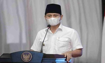 Bupati Trenggalek Serukan Masjid dan Mushola Gelar Sholat Idul Fitri