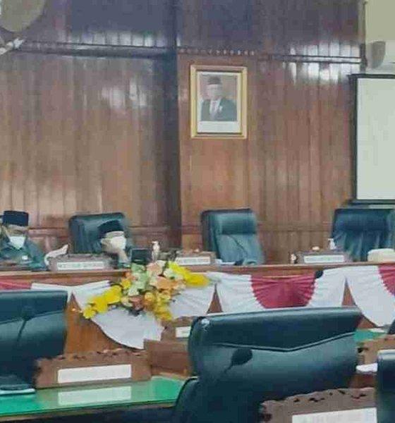 Refocusing Anggaran Covid-19 Disetujui Banggar DPRD Trenggalek